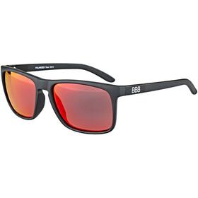 BBB Town PZ PC MLC BSG-56 Sportbrille matt schwarz/rot